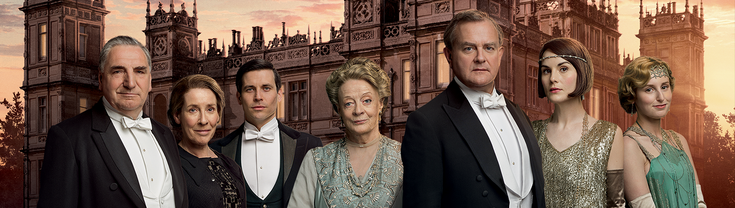 Downton Abbey Hero Image