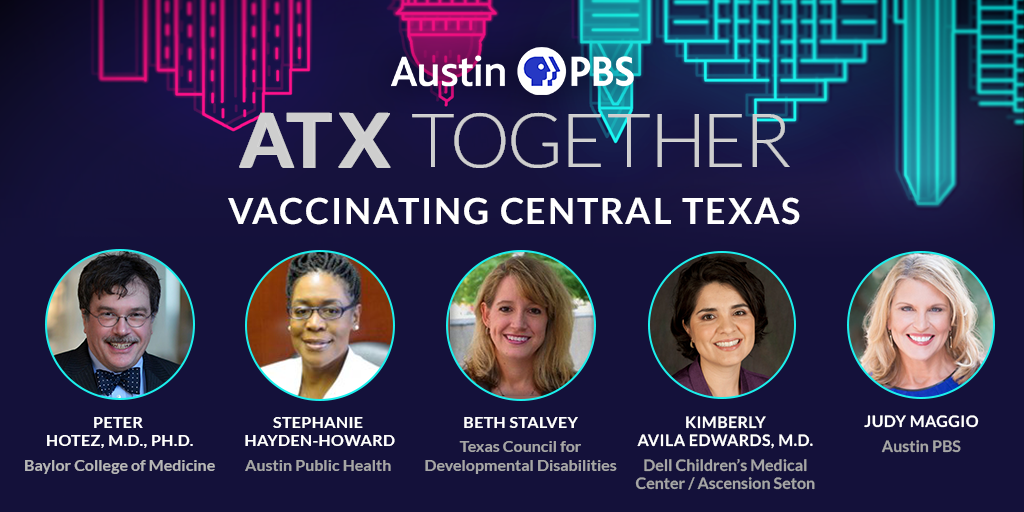 ATX Together - Vaccinating Central Texas