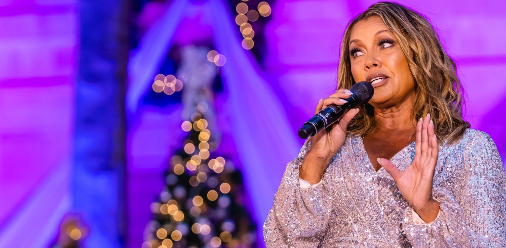 Ella Fitzgerald Vanessa Williams Christmas 2