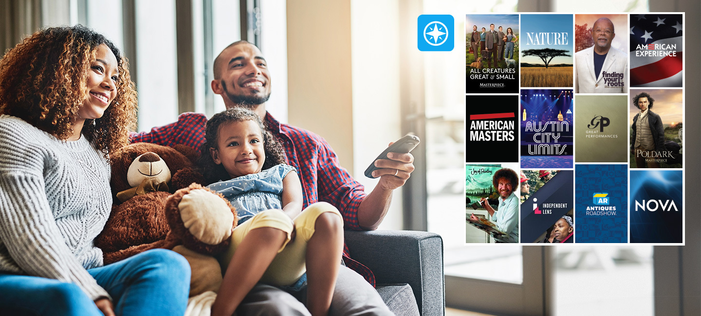 Austin PBS Passport extends your access to more than 1,500 episodes! From local programming to PBS favorites from *Masterpiece* and Ken Burns, Austin PBS Passport offers anytime streaming from a vast collection of titles. And with new shows added every month, there's always something to look forward to. Learn how to receive this member benefit!