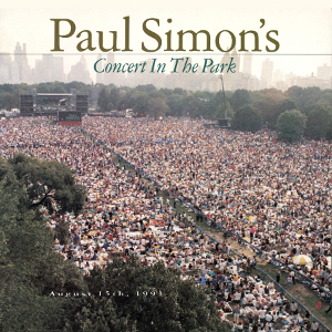 paul simon concert small