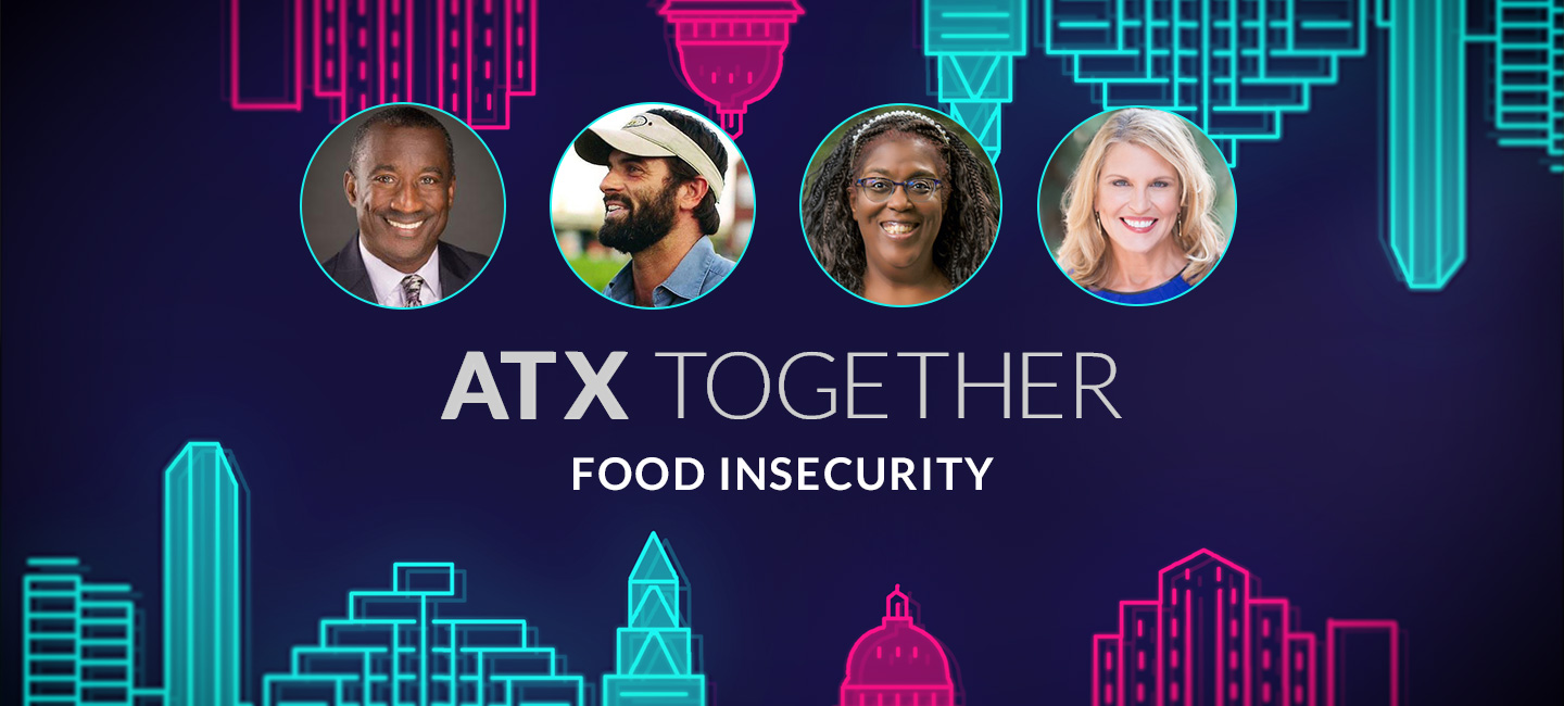 Central Texans are facing food insecurity, some for the first time in their lives. Learn more and watch online now.