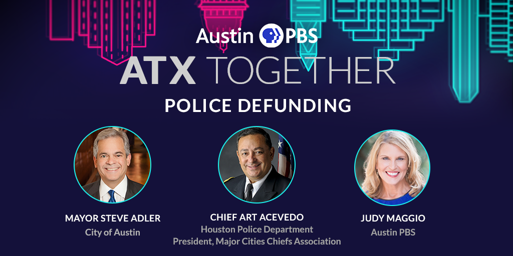 ATX Together: Police Defunding
