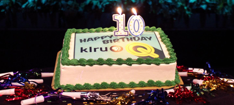 ## Happy 10th Birthday to KLRU Q!   Watch now!