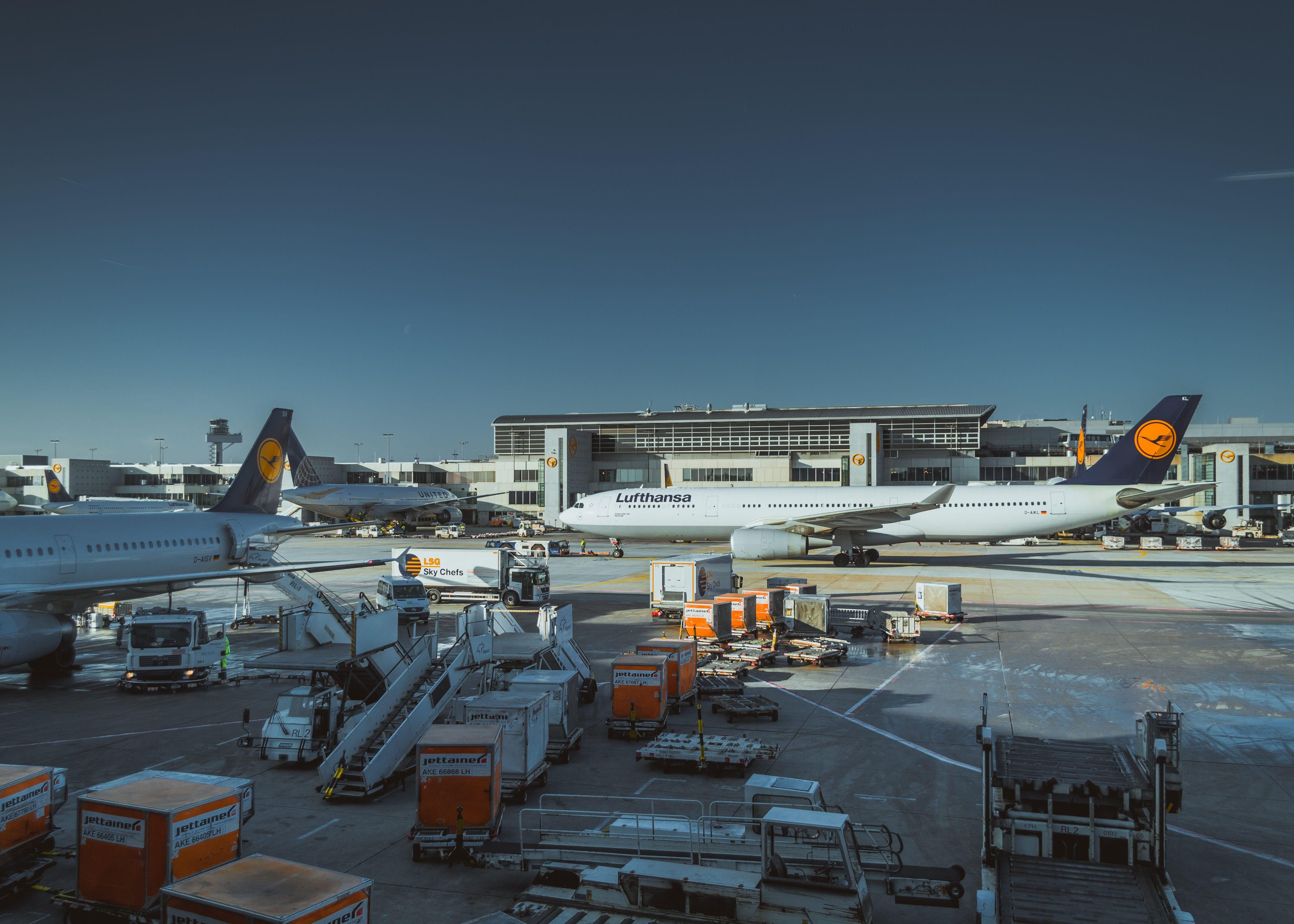 Frankfurt-Flughafen