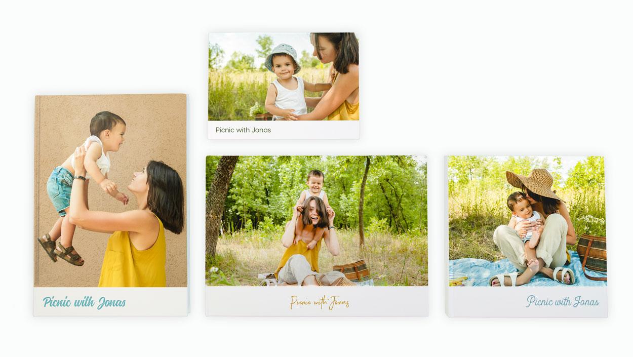 four-photo-books-family
