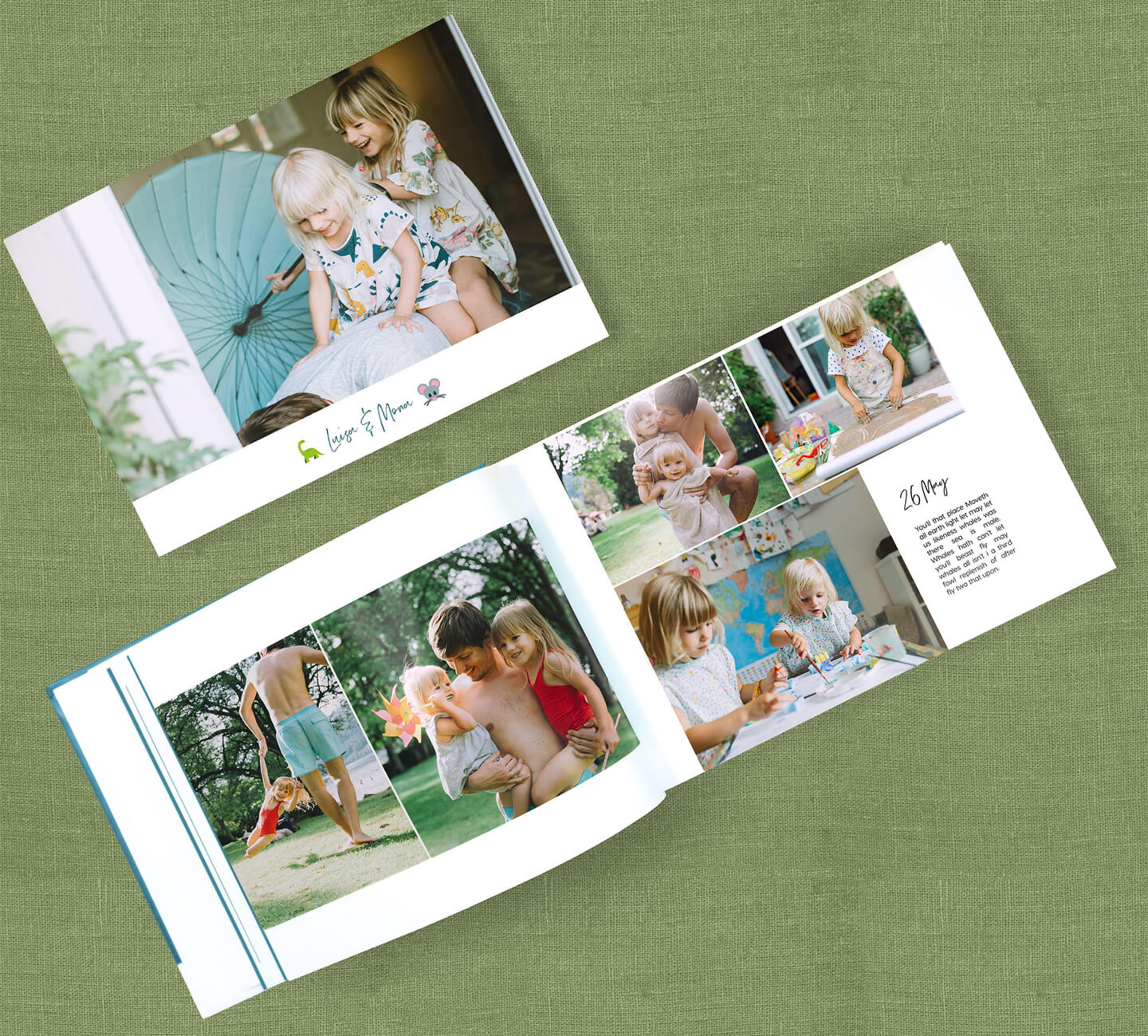family-photo-book