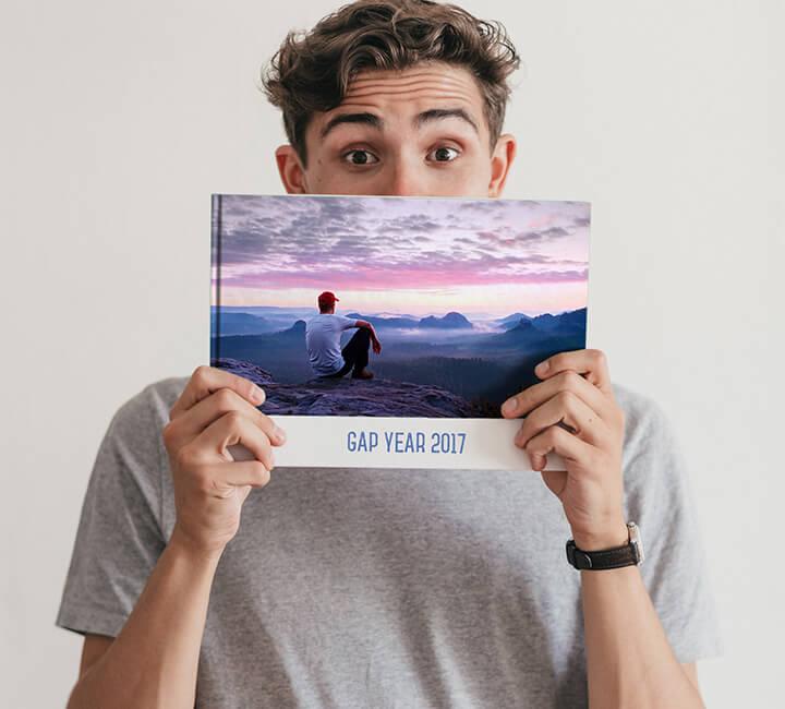 face photo book