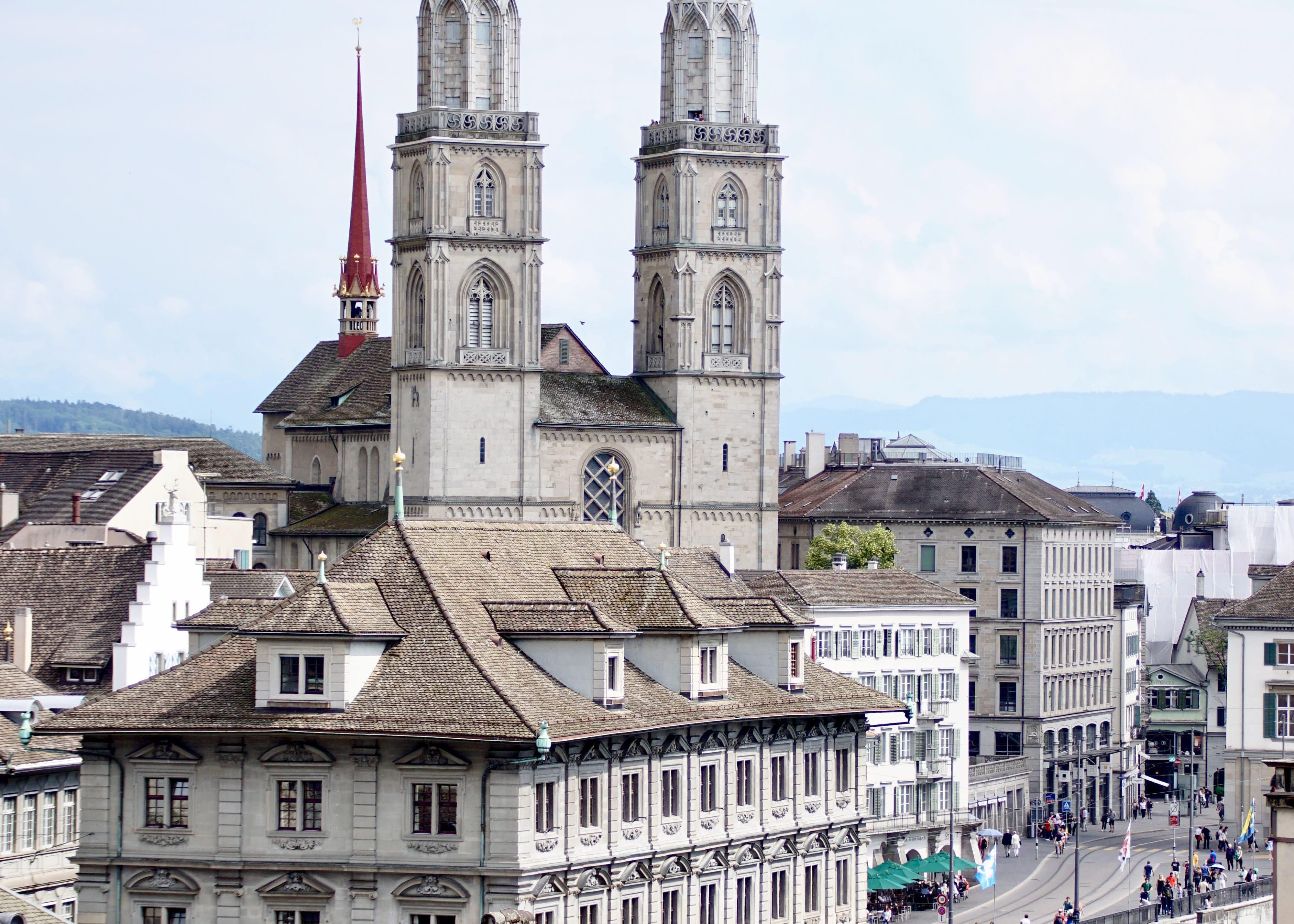 Zurich-City-Center-church