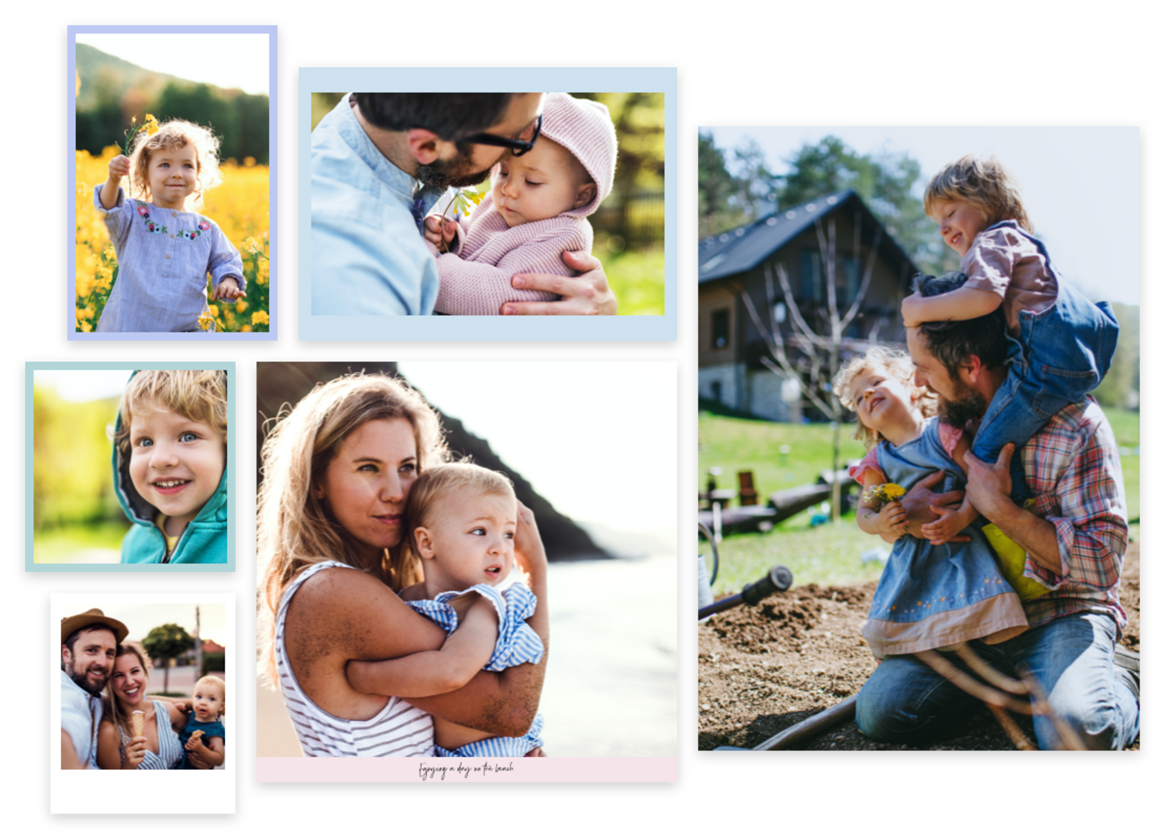 Photo Prints All Sizes and Formats