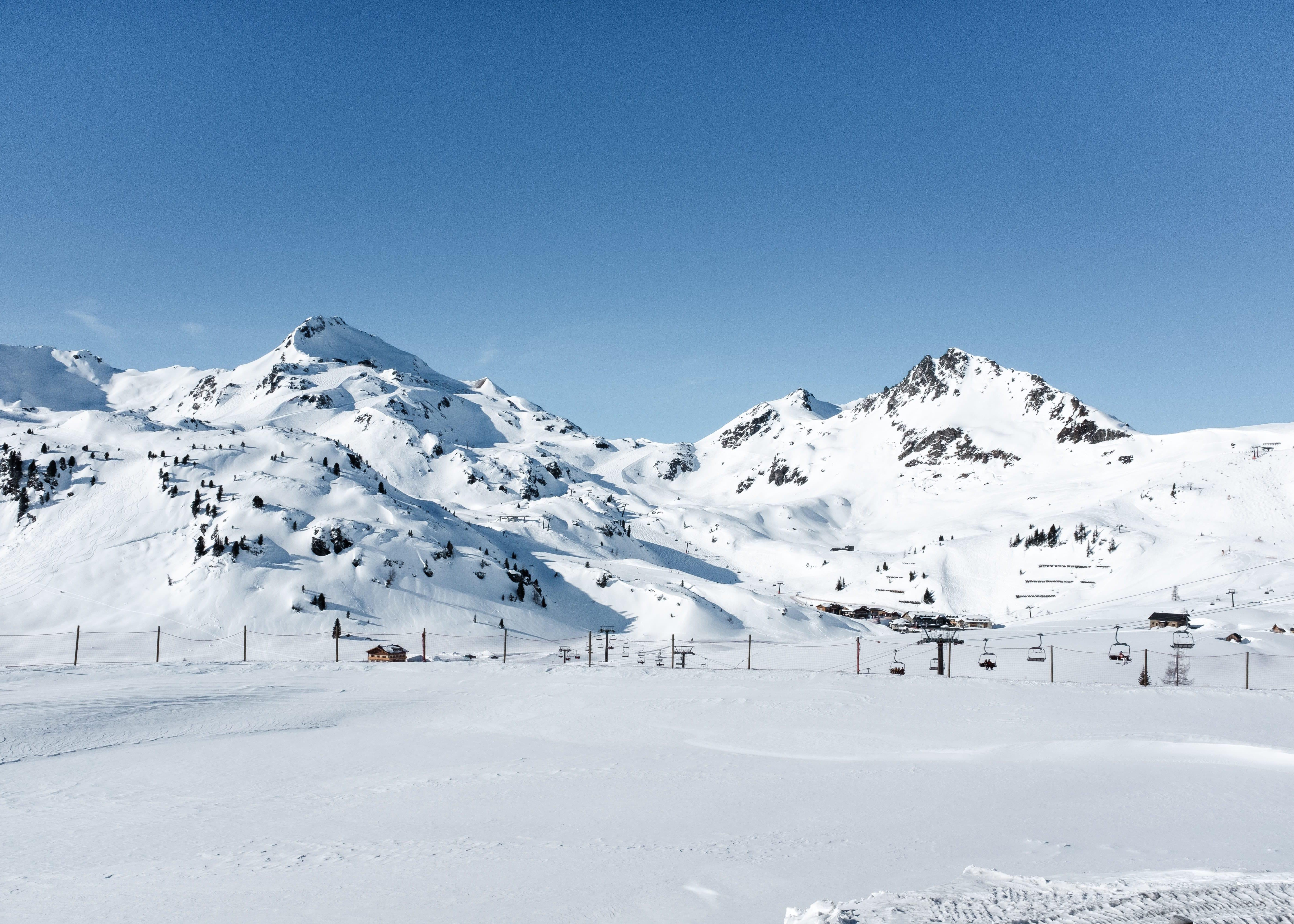 Obertauern-Skigebiet