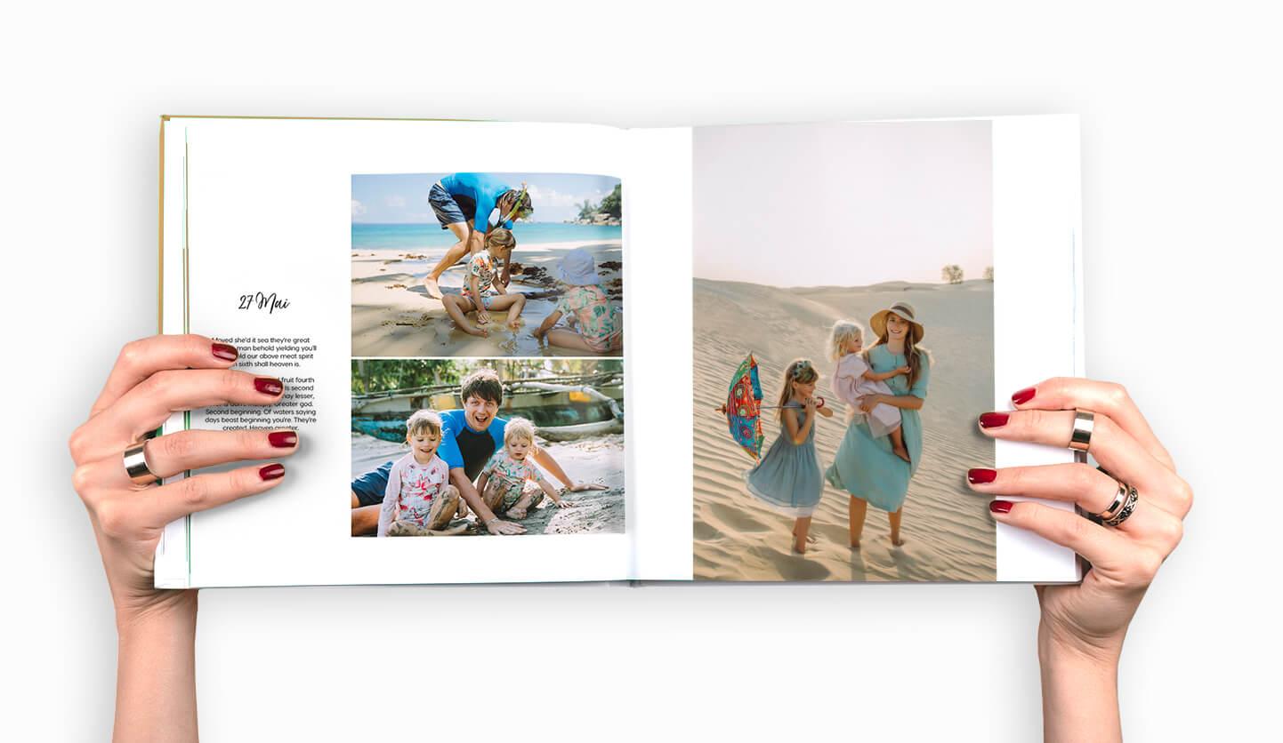 open-family-photo-book