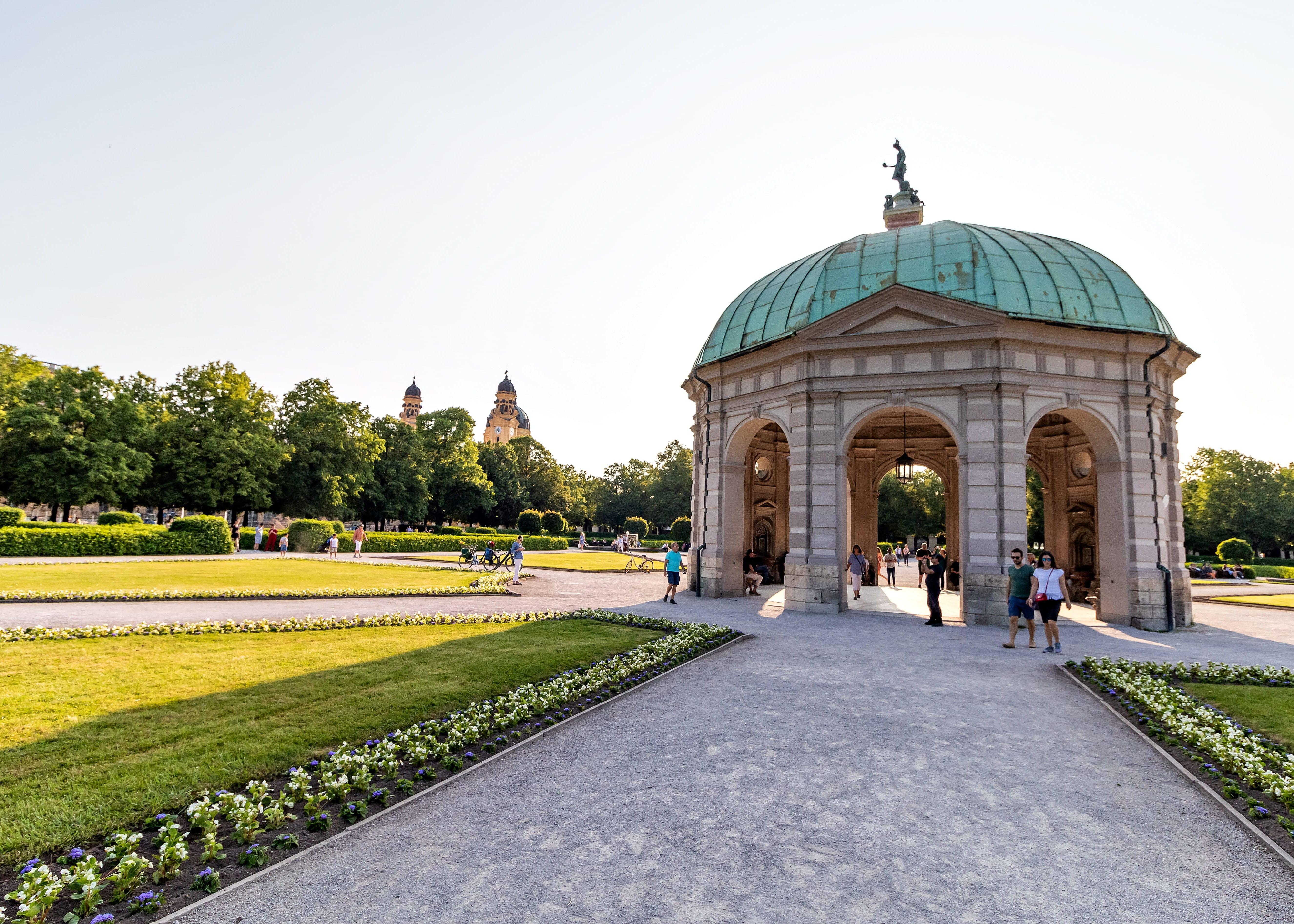 Munchen-Hofgarten