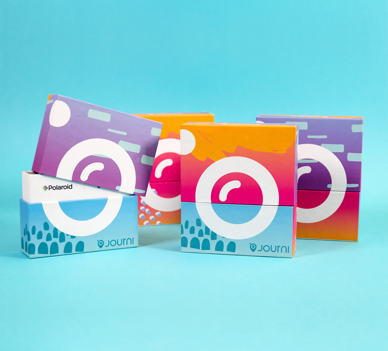 polaroid boxes