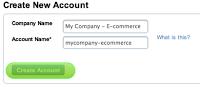 CloudBees create account