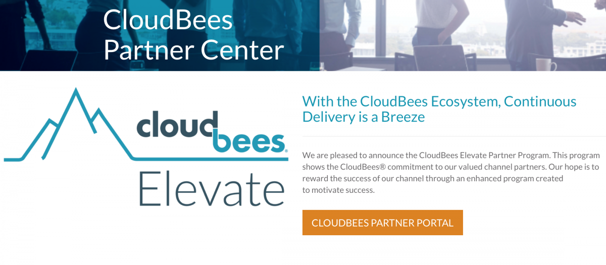 CloudBees Announces New Elevate Partner Program  4946fd9669