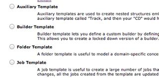 Jenkins Templates plugin