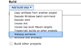 Jenkins Builder Templates