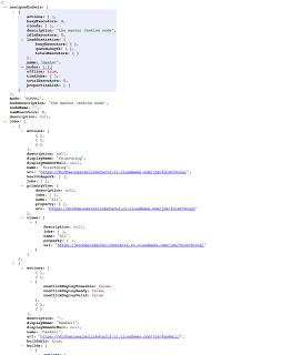 Jenkins JSON API