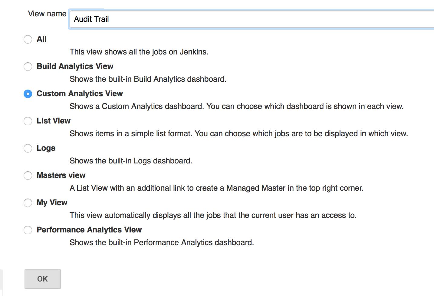 Audit Trail Dashboard with CloudBees Jenkins Analytics - DZone DevOps