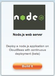 node.js web server