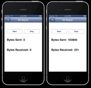 S3 Async demo