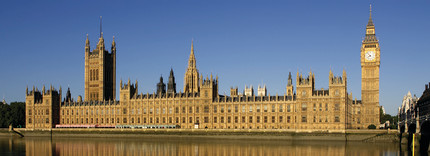 The Palace of Westminster one of the most recognisable landmarks in the world.