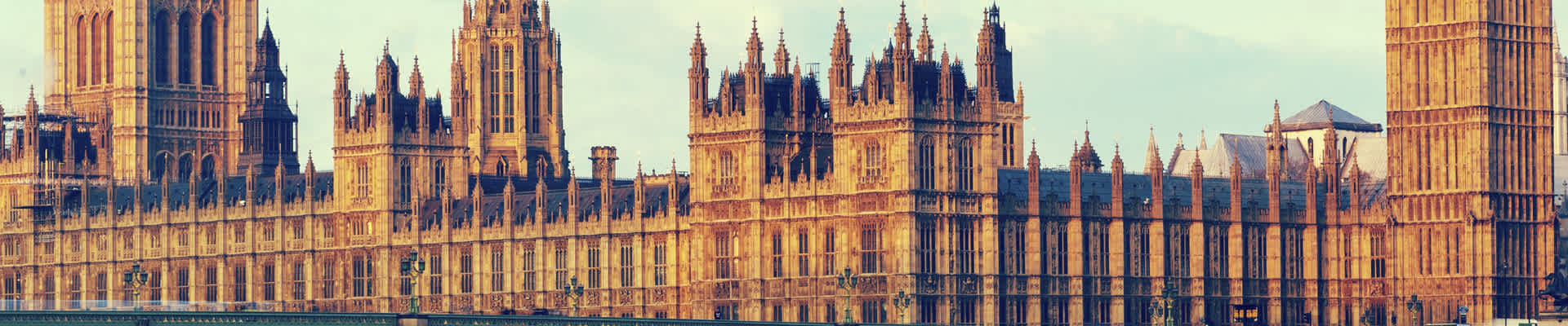 This is an image of the Palace of Westminister