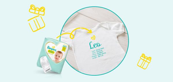 Baby-Shirt gratis