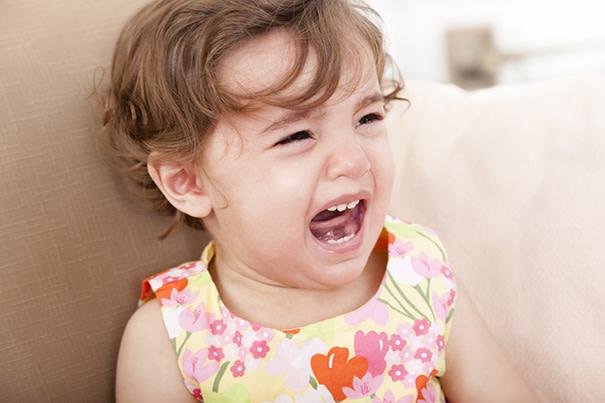 Warum Kinder oft weinen
