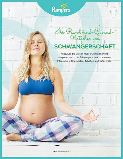 Ihr Rund-und-Gesund-Ratgeber zur Schwangerschaft
