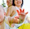 Für Babys zu sorgen bedeutet auch, für ihren Planeten zu sorgen