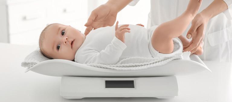 Was ist das optimale Gewicht eines Babys?