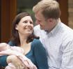 Vorbereitung Baby kommt nach Hause
