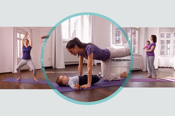Videos: Rückbildung und Fitness mit Baby
