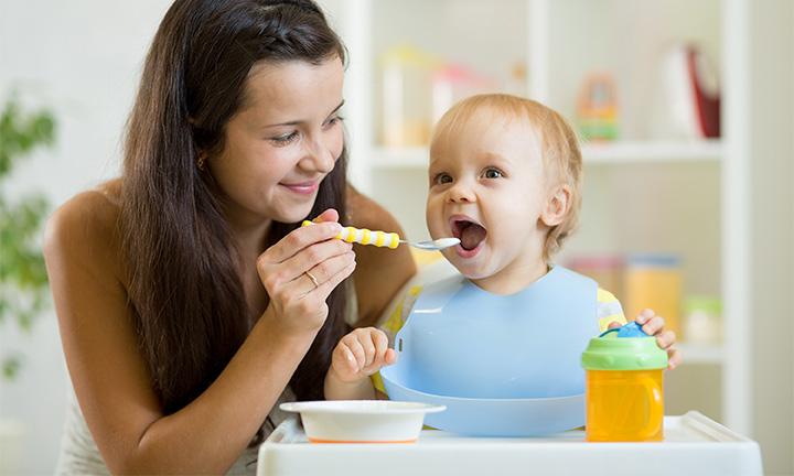 Abendbrei für Ihr Baby