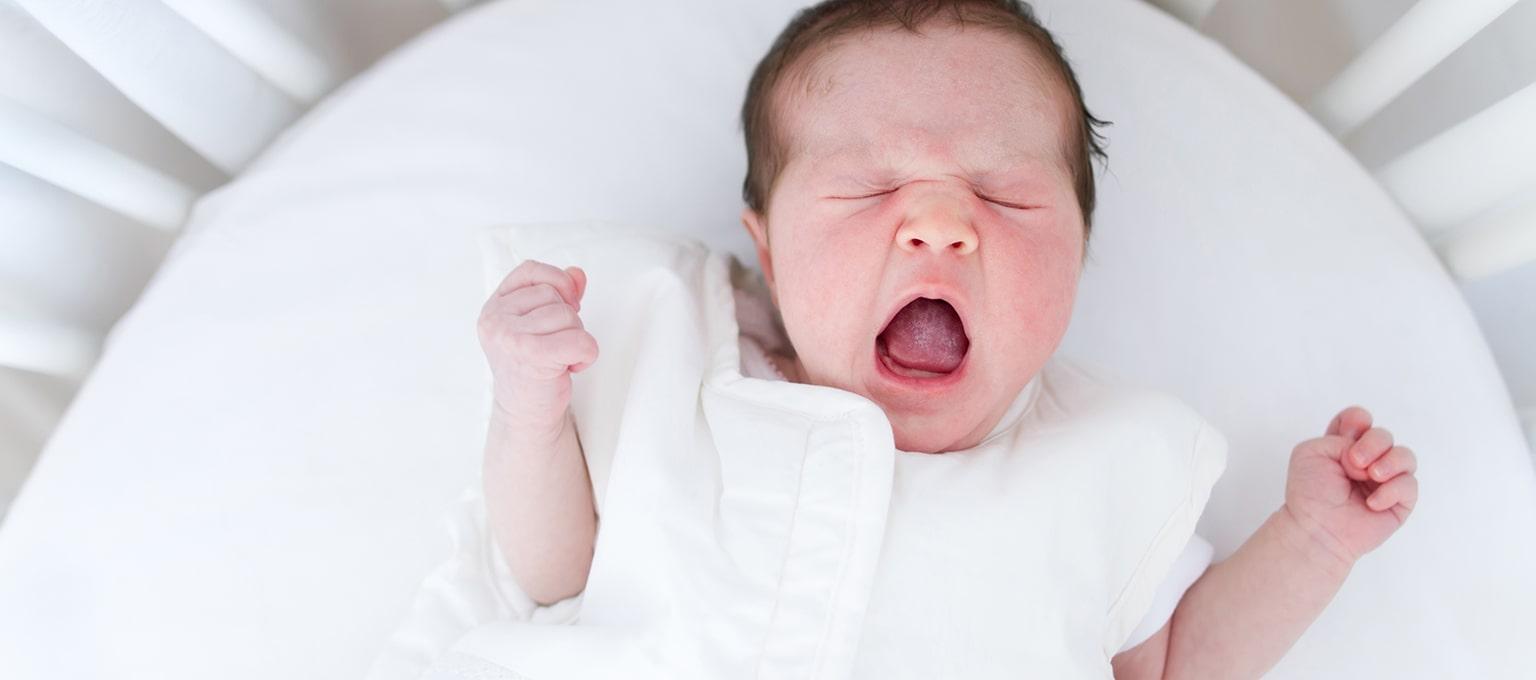 Babys Schlaf vom 4.-12. Monat
