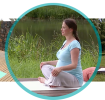 Sanftes Workout für Schwangere