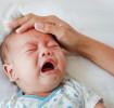 weinendes Baby beruhigen