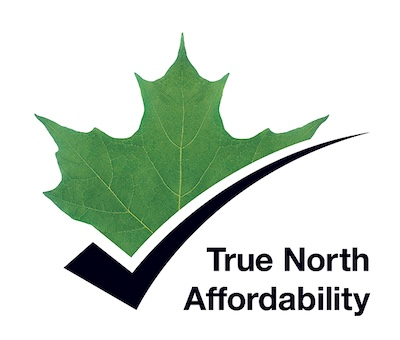 True North Affordability Seal