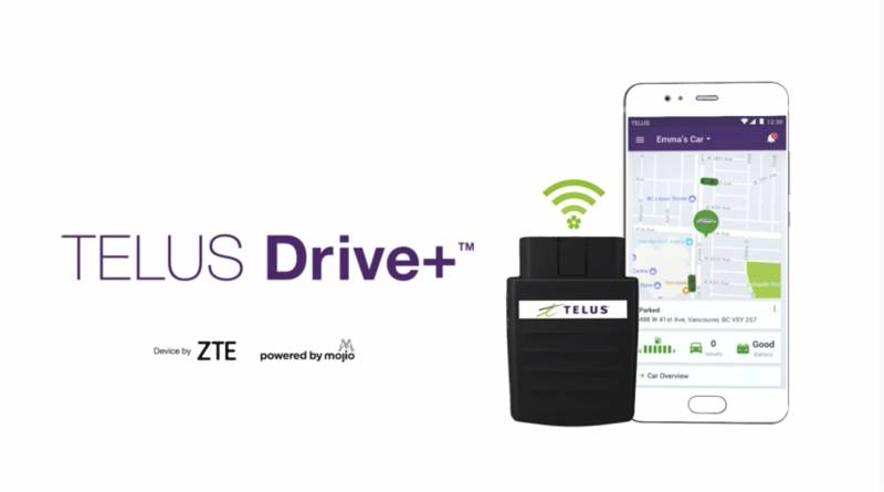 Drive Smarter with TELUS Drive+