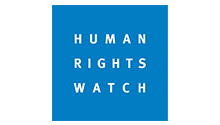 Human Rights Watch page