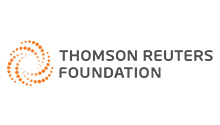 Thomson Reuters Foundation page