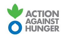 Action Against Hunger page