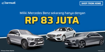 Shop from home Mercedes-benz
