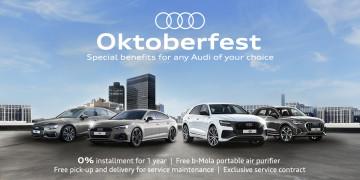 Audi Oktoberfest Special Benefit