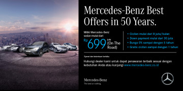 Mercedes benz Best Offers in 50 Years (end 24 des 2020)