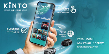 Kinto Decide Subscribe Drive Carmudi Indonesia