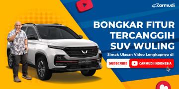Review Fitur Wuling Almaz RS Carmudi Indonesia
