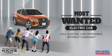 All New Nissan Kicks most wanted electric car - expired February 26